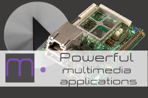 M-LINE - Novasom Single Board Computers for powerful multimedia applications