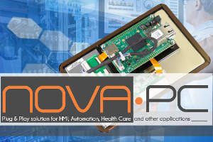 NOVA PC - Novasom Industries - Plug & Play solution for HMI, Automation, Health Care and other applications
