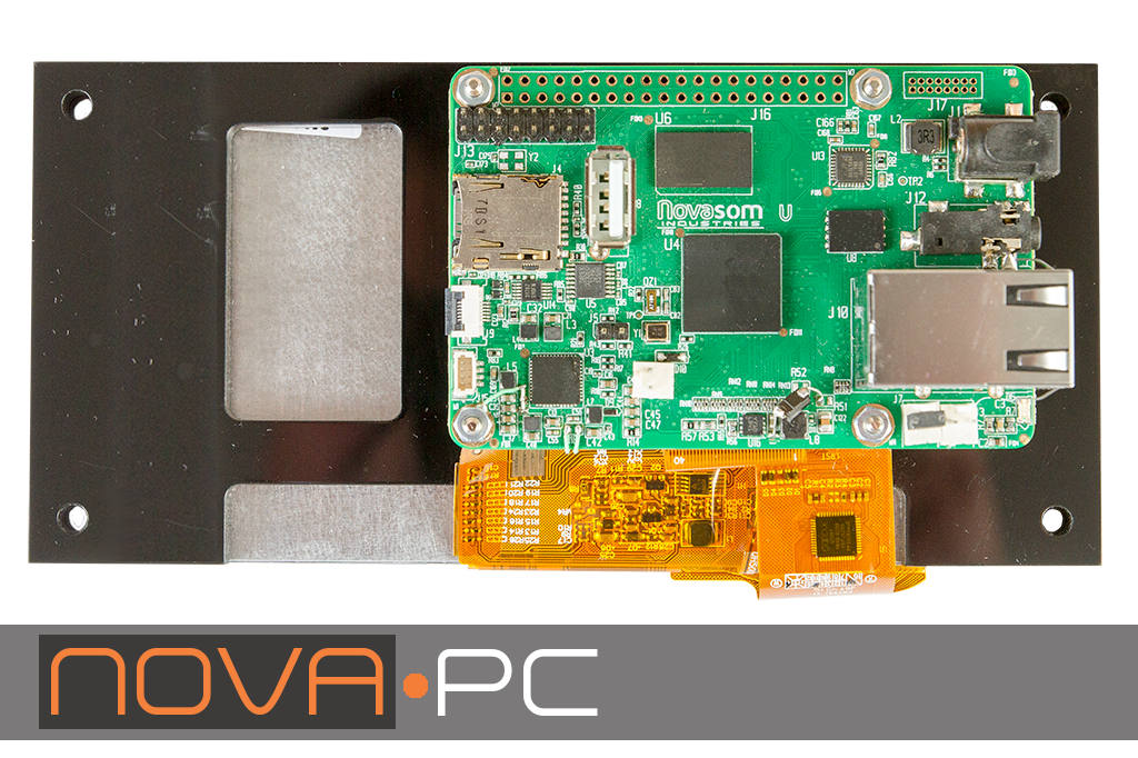 NOVA PC - EMBEDDED SYSTEM / Novasom Industries