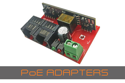 PoE Adapters