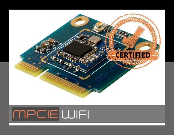 Certifications WiFi cards
